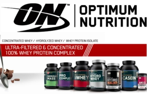 Optimum Nutrition | The World's Best Selling Whey Protein